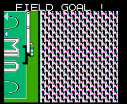 Giants Tecmo Bowl special teams report
