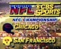 Tecmo Bowl conference championship bears 49ers