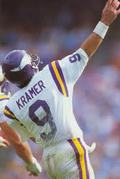 Tommy Kramer will trick you in Tecmo Bowl